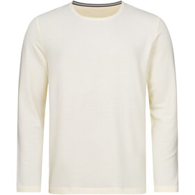 super.natural Wayfarer Crew Sweater Men fresh white